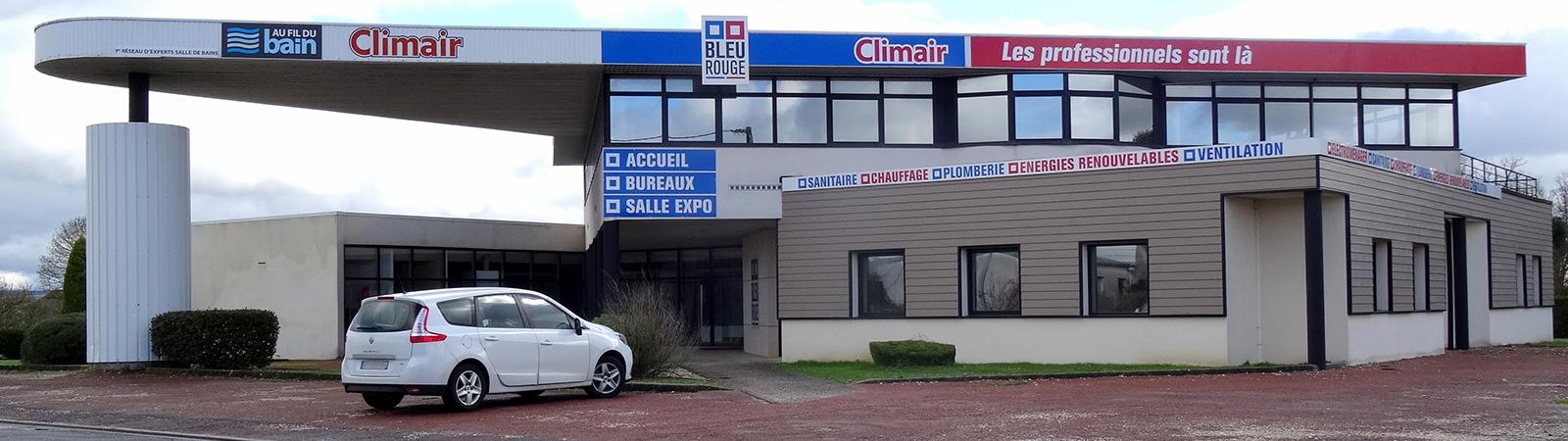 Climair Pons - Spécialiste en Chauffage, Climatisation, Sanitaire, Cuisine, Electroménager et Domotique