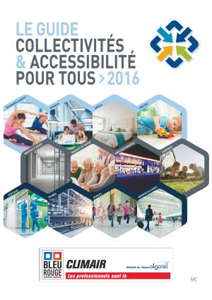 Climair - Catalogues Guide Collectivités & Accessibilité