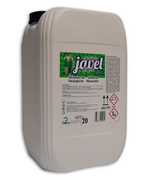 Eau de Javel 9,6% chlore actif 20L