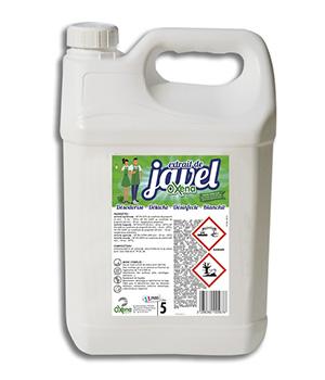 Eau de Javel 9,6% chlore actif 5L