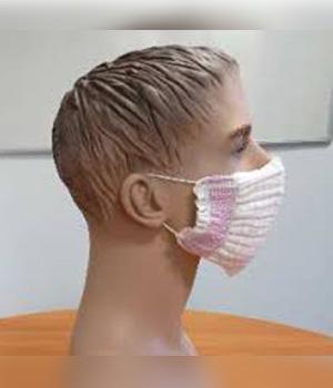 Masque de confinement tissu